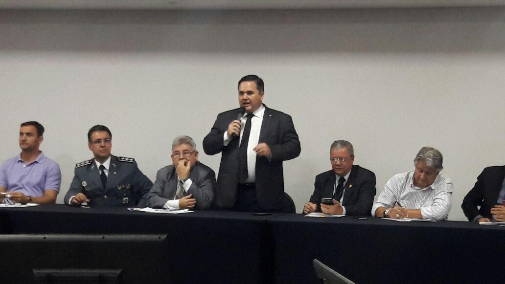 Dep Federal Cabo Sabino em Brasília 07.02