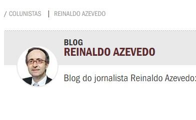 Logo Reinaldo Azevedo