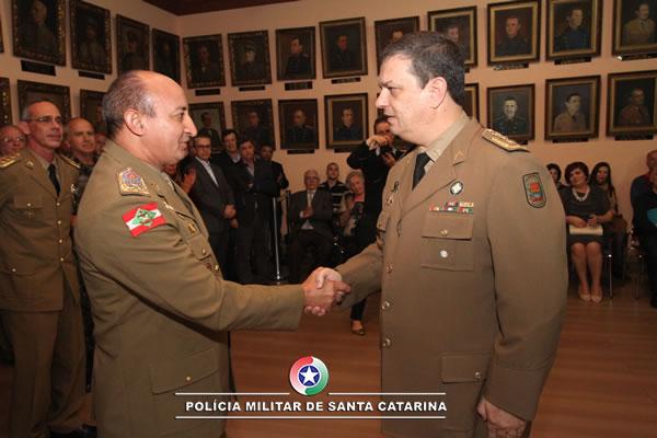 chefe estado maior geral Cel Giovani